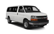 12 Passenger Van Chev