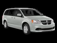 Minivan Dodge Caravan rental