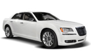 Luxury Sedan Chrysler-300 rental