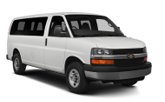 12 Passenger Van - Chevy Express rental