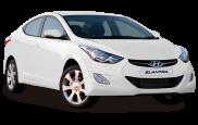 Standard Hyundai Elantra rental