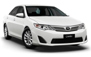 Full Size Toyota Camry rental