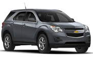 Intermediate Suv Chev Equinox rental
